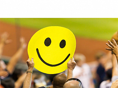 The man behind the iconic smiley face logo, which is worth millions, was paid $45 for the original design