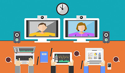 Coronavirus: How To Succeed At Video-Conferencing